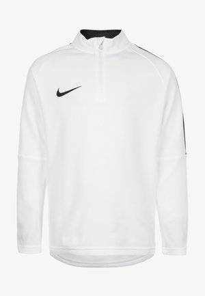 DRY ACADEMY 18 DRILL - Long sleeved top - white