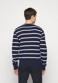 Polo Ralph Lauren - BASIC  - Sweatshirt - cruise navy/white - 2