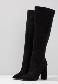 Buffalo - FINKA - High heeled boots - black - 4