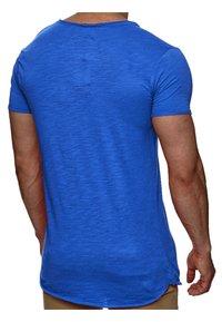 INDICODE JEANS - WILBUR - Print T-shirt - blau - 1