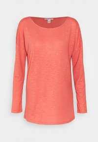 Long sleeved top - apricot