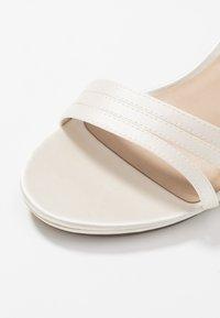 Tamaris - High heeled sandals - white - 2
