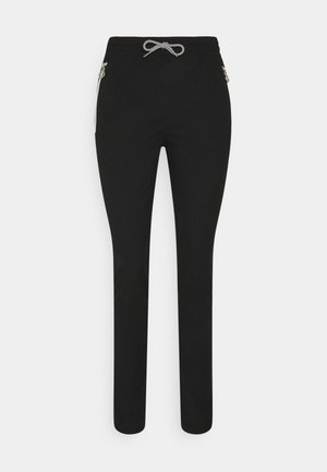 ISOLAHTI - Pantaloni outdoor - black
