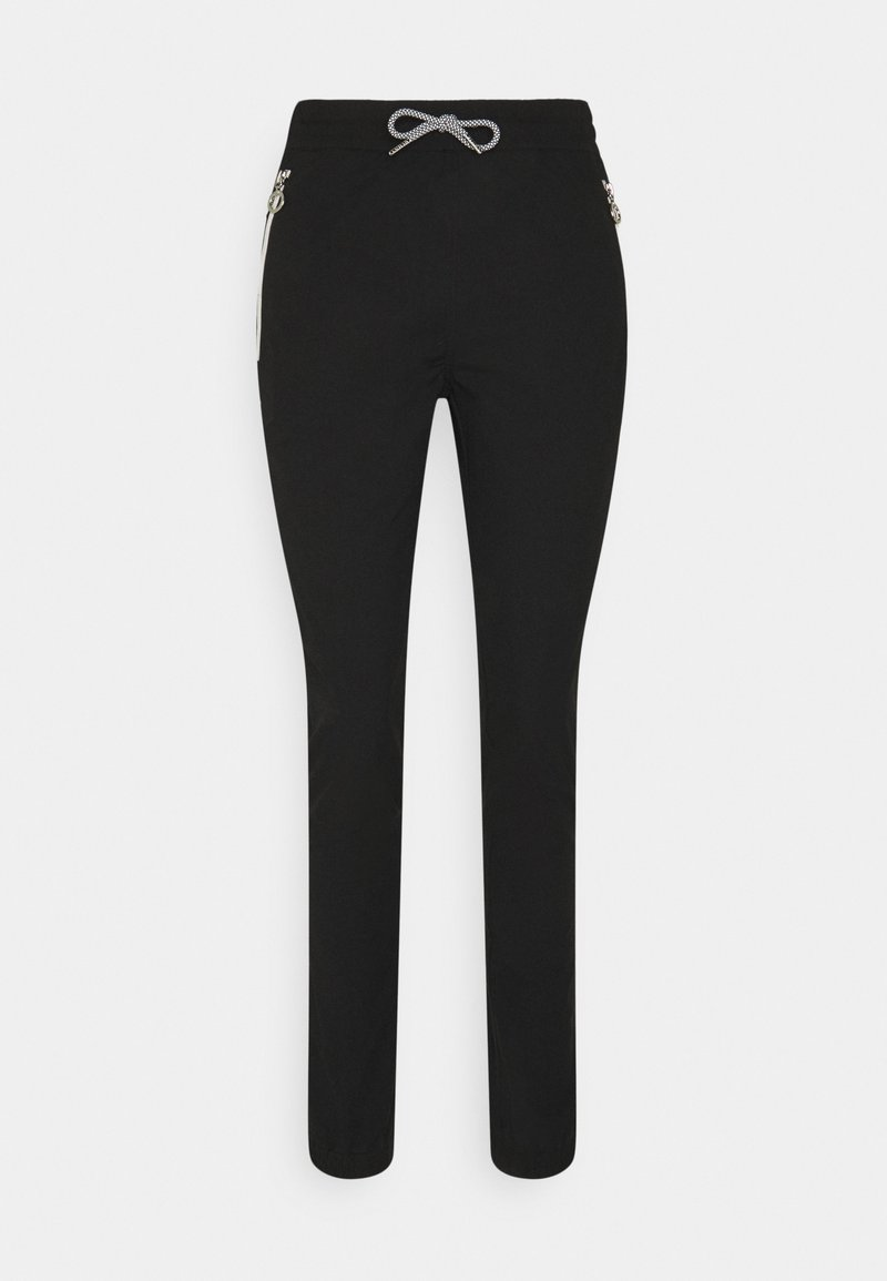 Luhta - ISOLAHTI - Pantalones montañeros largos - black