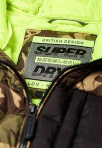 Superdry - Winter jacket - green - 4