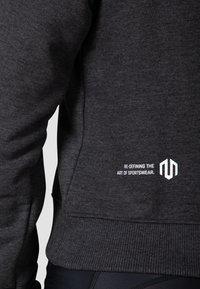 MOROTAI - Sweatshirt - dunkelgrau - 6