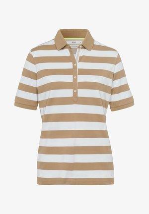 STYLE CLEO - Polo shirt - sand