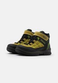 Primigi - UNISEX - Lace-up ankle boots - olio/nero - 1