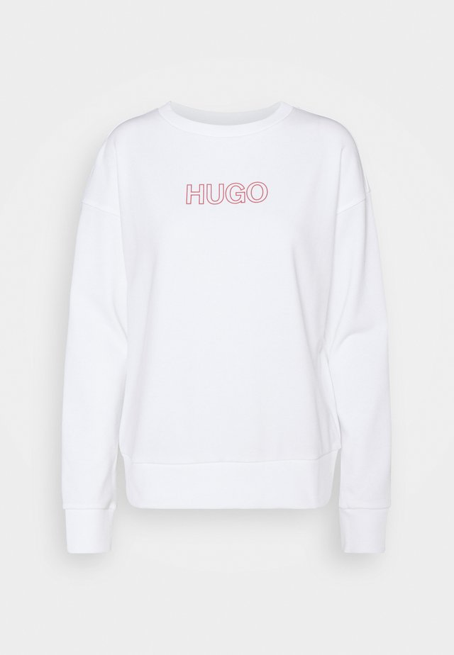 NAKIRA - Sweater - white