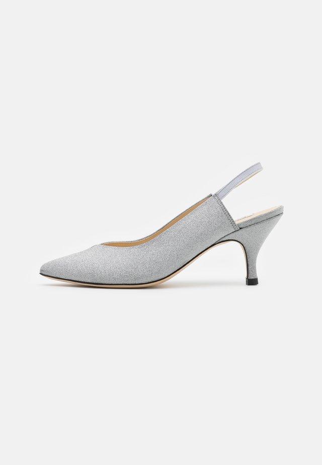 NOREEN - Classic heels - argent