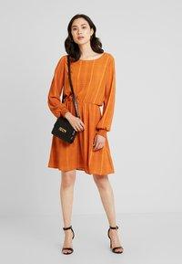 Fransa - FRESQUARE DRESS - Day dress - autumnal - 2