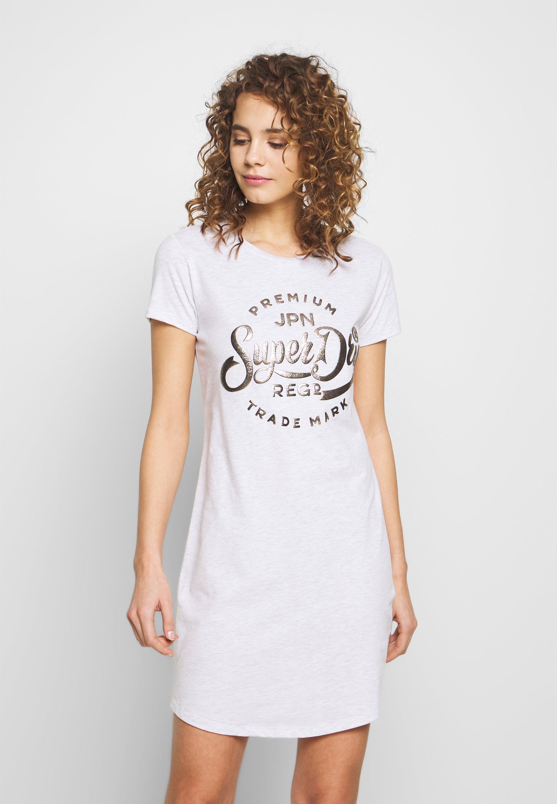 Women CORE DRESS - Jersey dress