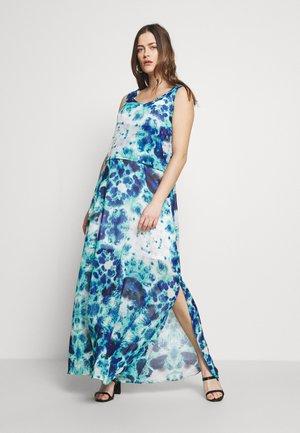 NURSING  - Maxi dress - turquoise