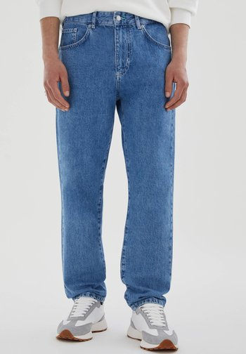 Jeans Relaxed Fit - royal blue