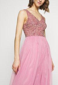 Lace & Beads - BELLAMY - Suknia balowa - pink - 4