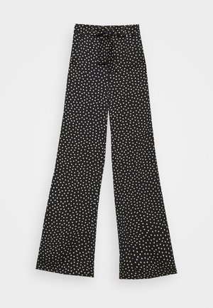 ISIDE - Trousers - black
