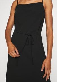 Calvin Klein - CAMI DRESS - Maxi šaty - black - 7