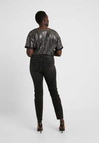 Vero Moda Curve - Jeans Skinny - black - 2