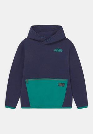 HOODIE - Sweatshirt - peacoat