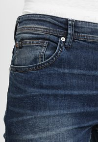 TOM TAILOR DENIM - SLIM AEDAN - Jean slim - mid stone wash denim - 3