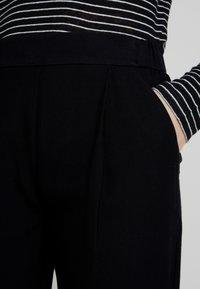 AllSaints - ALEIDA TROUSER - Trousers - black - 4
