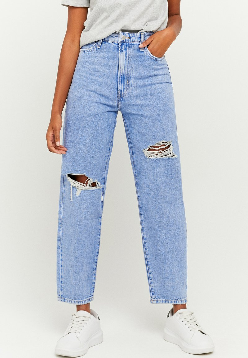 TALLY WEiJL - Relaxed fit jeans - blu