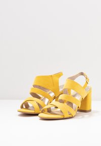 Marco Tozzi - Sandals - yellow - 4