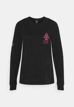 SUPPLY - Long sleeved top - black