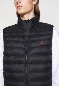 Polo Ralph Lauren - TERRA VEST - Waistcoat - black - 6