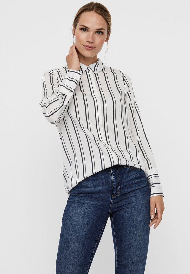 Camisa - snow white 1