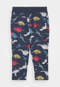 GAP - TODDLER BOY PANT - Pantaloni - dark blue/multi coloured - 0