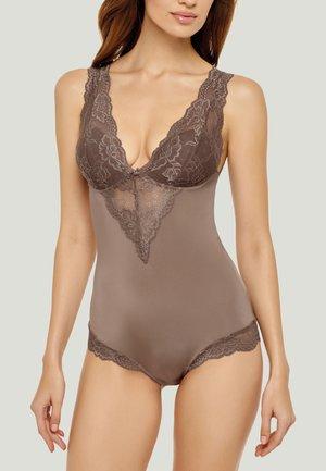 FLIRT BODY - Body - brown