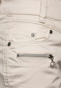 Street One - CASUAL FIT - Trousers - beige - 4