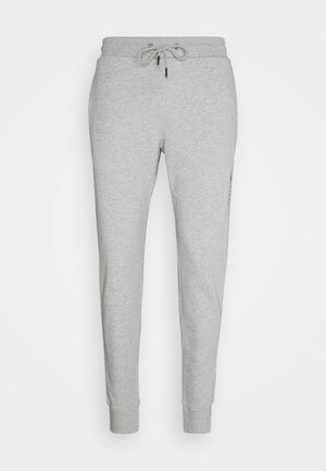 ESSENTIAL - Spodnie treningowe - medium grey heather