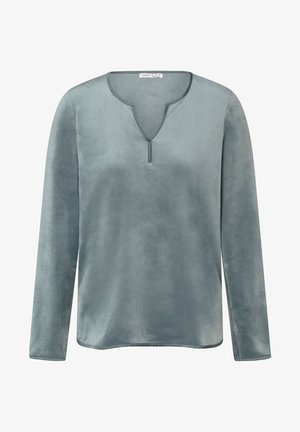 Pyjama top - evergreen