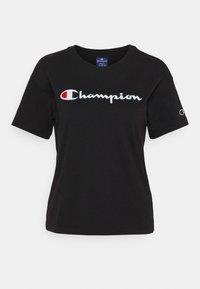 Champion Rochester - CREWNECK - Printtipaita - black - 0