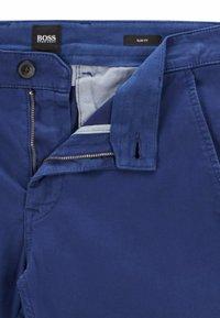 BOSS - SCHINO - Chinos - dark blue - 4