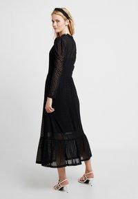 Love Copenhagen - FREYALC DOTS DRESS - Day dress - pitch black - 2