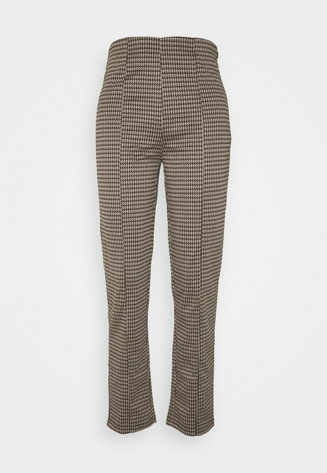 YASAZORA CROPPED PANT - Broek - toasted coconut