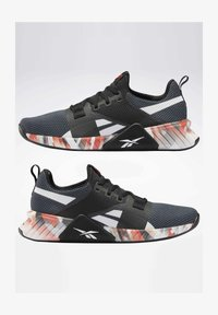 Reebok - FLASHFILM TRAIN 2  - Obuwie treningowe - black - 1