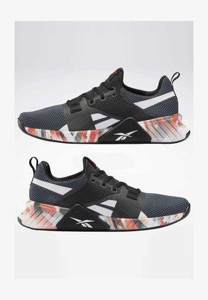 FLASHFILM TRAIN 2  - Sports shoes - black