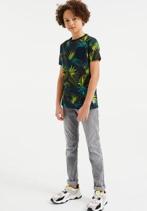 JEANS REGULAR FIT - Jeans Skinny Fit - grey