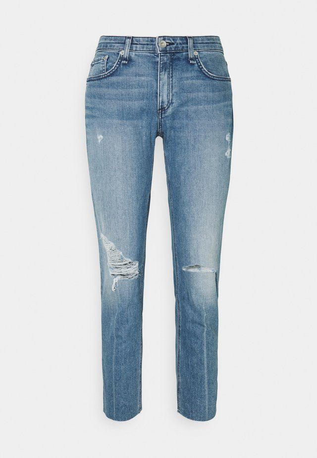 DRE - Relaxed fit jeans - aviation