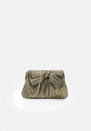 RAYNE - Clutch - dark gold-coloured