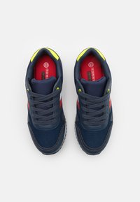 Tommy Hilfiger - Tenisky - blue/yellow fluo - 3