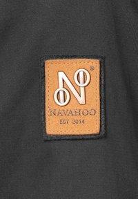 Navahoo - Winter coat - black - 4