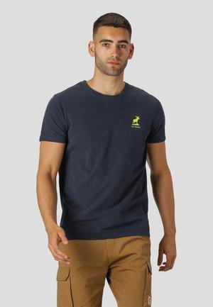 BRADY  - T-shirt basic - navy