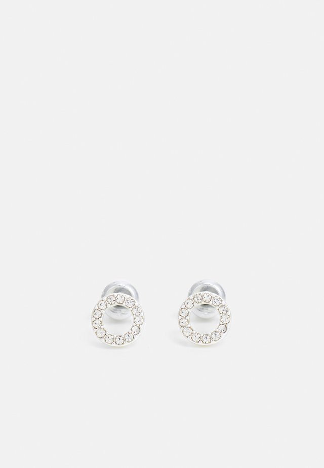 EARRINGS TESSA - Ohrringe - silver-coloured