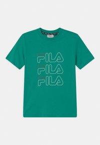 Fila - JULEON GRAPHIC - T-Shirt print - alhambra - 0