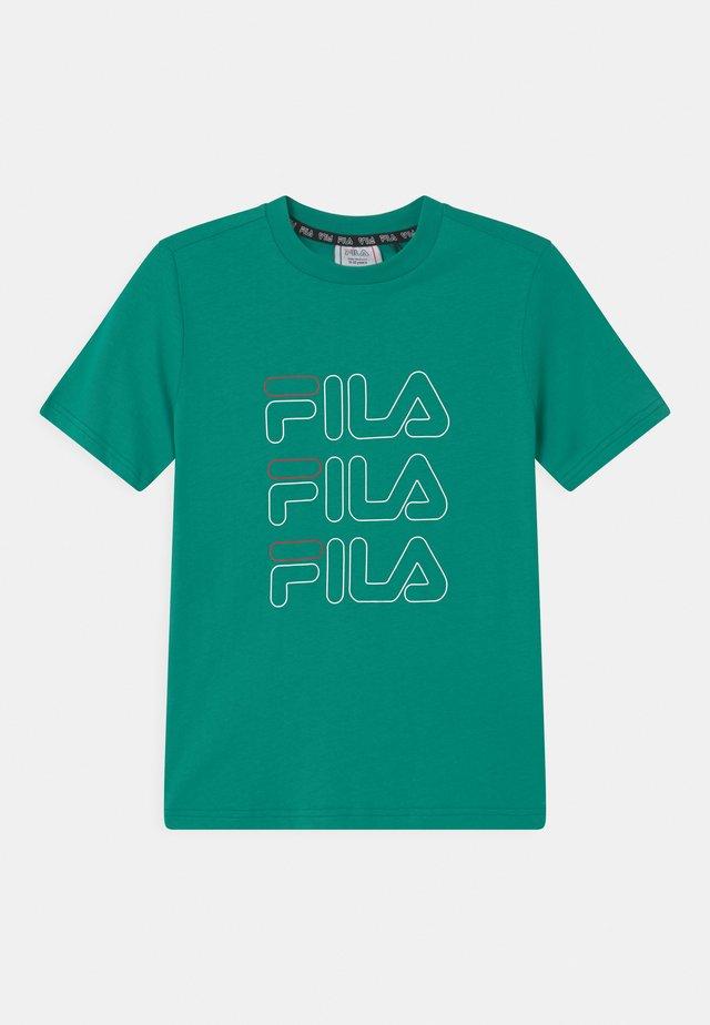 JULEON GRAPHIC - T-shirt con stampa - alhambra